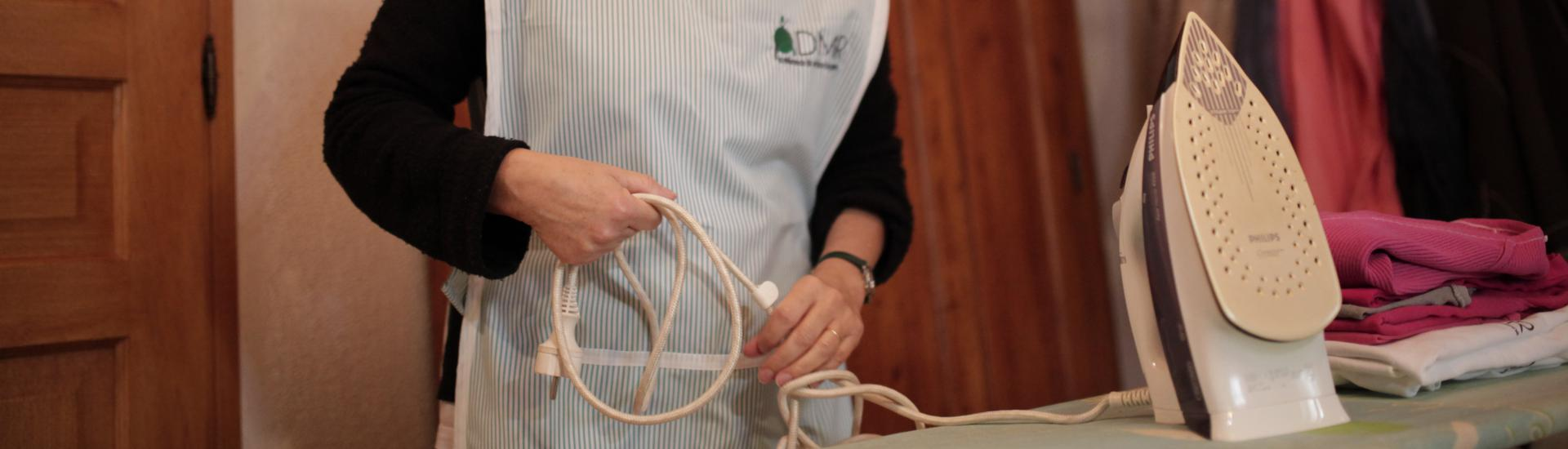Repassage et entretien du linge